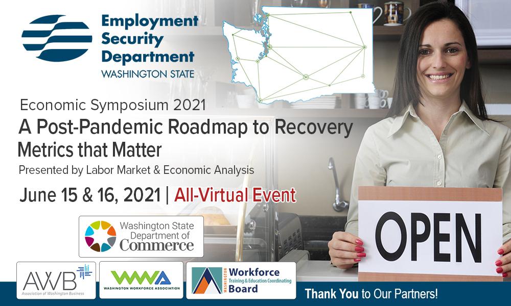 2021 Economic Symposium logo